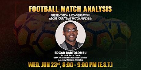 Football Match Analysis billets