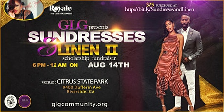Sundresses and Linen 2 tickets