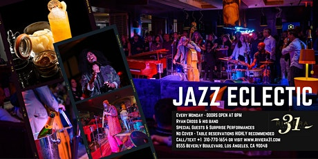 Jazz Eclectic Night tickets