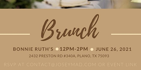 """Brunch with Josey Mad """"Let's Talk Real Estate"""" tickets"""