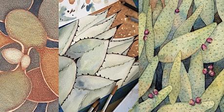 Cactus & Succulents: Watercolour Workshop tickets
