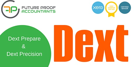 Using Dext Prepare and Precision with Xero - 1x CPD Points tickets