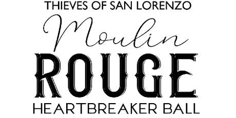 HEARTBREAKER BALL 2021 - MOULIN ROUGE tickets