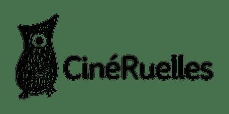 Soirée Cinéma | Ruelle Laurier, Saint-Joseph, Garnier, De Lanaudière tickets