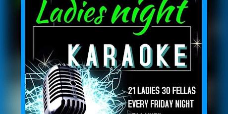 KARAOKE LADIES NIGHT at Mooneys Lounge!! tickets