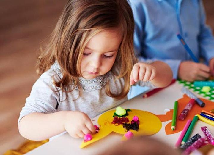 Kids Craft Classes Wangaratta -Prep - Grade 2 School Holidays image