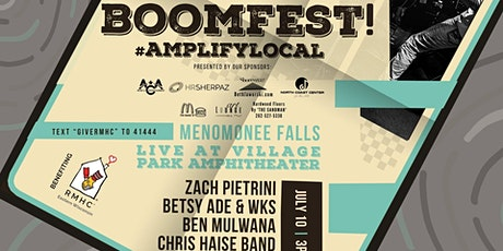 'Boom Fest' a Midwest Original Music Festival tickets