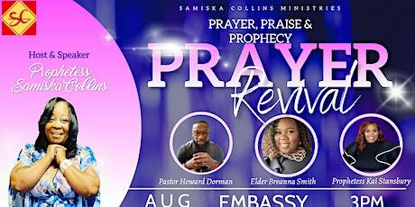 Prayer Revival tickets