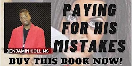 PX Awards honoring best-selling author Benjamin Collins biglietti
