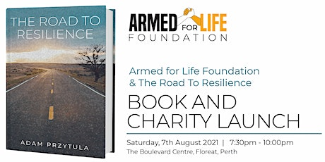 Armed For Life Charity and Book Launch tickets