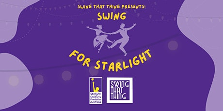 Swing For Starlight tickets