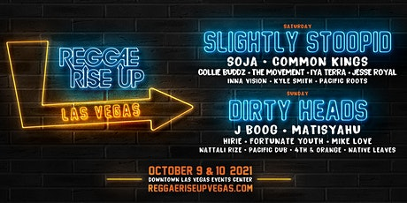 Reggae Rise Up Vegas Festival 2021 tickets
