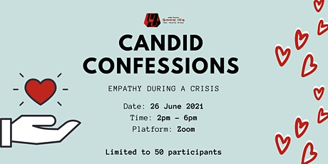 Candid Confessions 3 Tickets