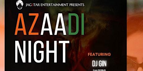 Azaadi Night || Ballarat tickets