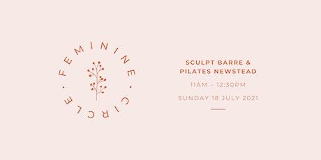Feminine Circle July 2021 tickets