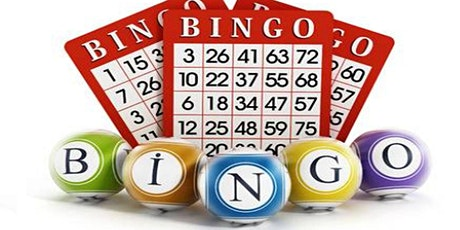 Bingo Fundraiser (live host) via Zoom (EB): tickets