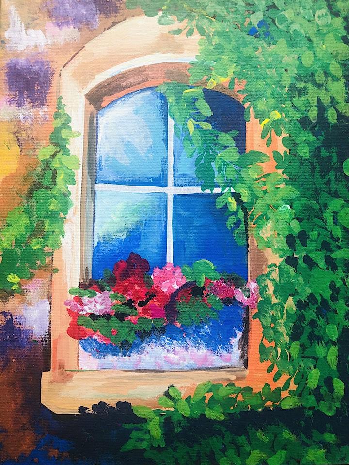 SUMMER SOJOURN WINDOW image