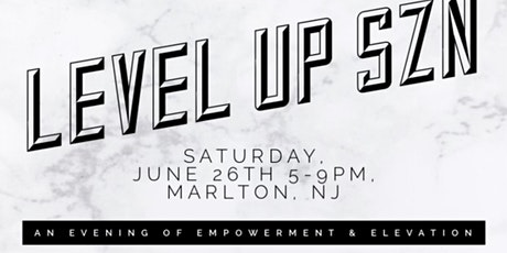 BTYA Presents: LEVEL UP SZN tickets