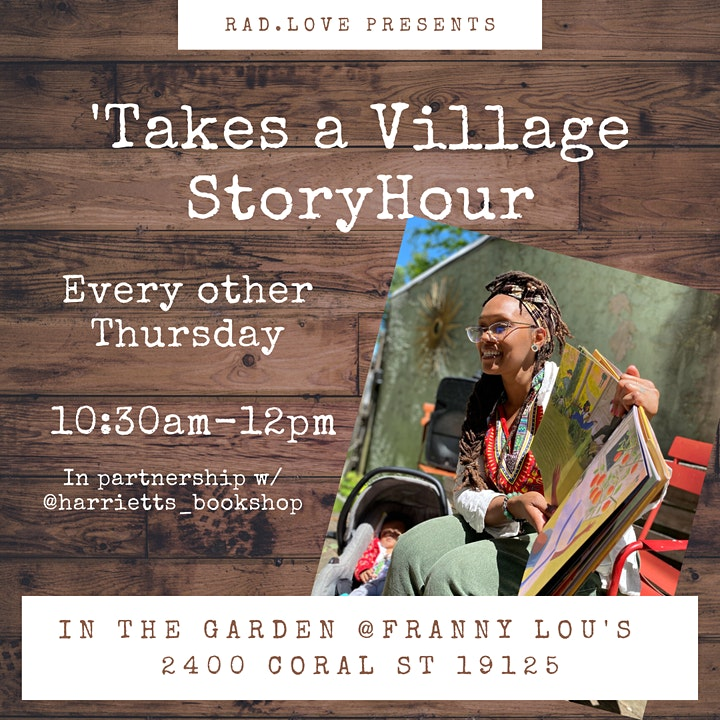 'Takes a Village StoryHour image