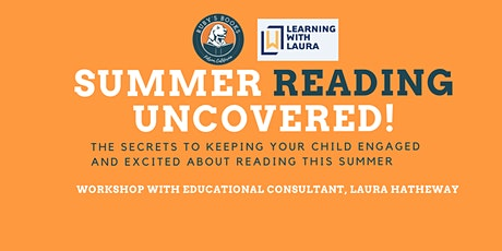 Summer Reading Uncovered tickets