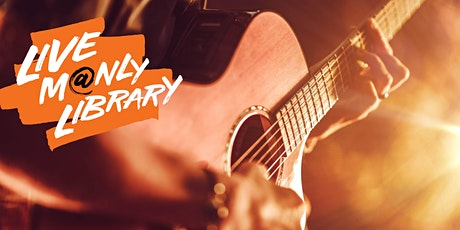 Live @ Manly Library tickets
