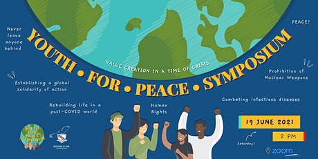 Youth For Peace Symposium 2021 tickets