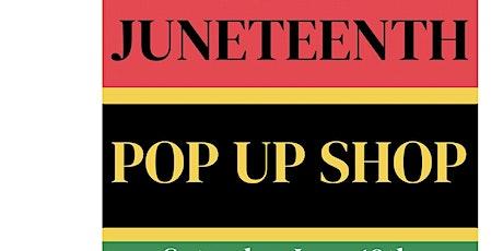 Juneteenth Celebration Pop Up Shop Sandy Springs tickets