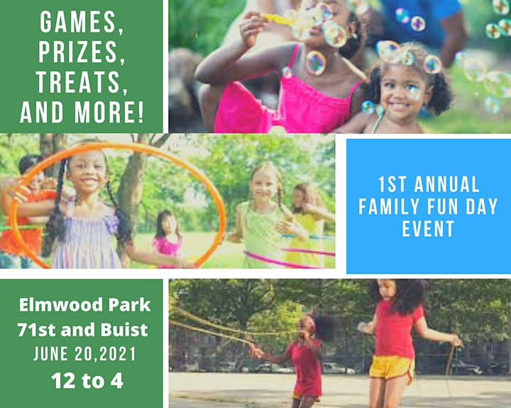 Pop Up Shop: Family Fun Day image