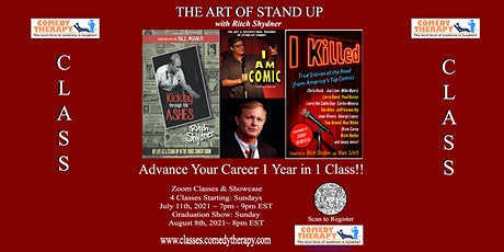 The Art of Stand Up Comedy with Ritch Shydner. tickets