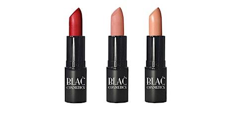 Blac cosmetics Make up Night tickets
