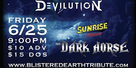 Blistered Earth with Devilution tickets