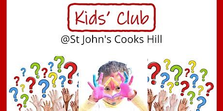 July Kids' Club tickets