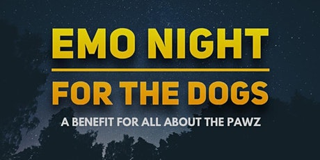 Emo Night for the Dogs tickets