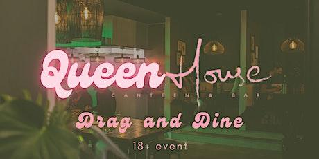 Queenhouse - Drag n Dine tickets