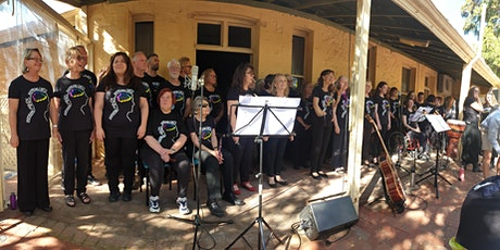'With One Voice' Kingston Park Choir Performance tickets