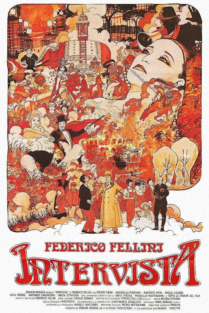 Imagen de FELLINI 20-20 (15) INTERVISTA/  Entrevista Federico Fellini, 1987