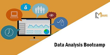 Data Analysis 3 Days Virtual Live Bootcamp in Mexico City tickets