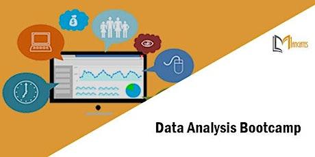 Data Analysis 3 Days Virtual Live Bootcamp in Monterrey tickets