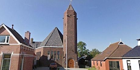 Kerkdienst PG Oldehove - Ds. K. Dijkstra, Ezinge tickets
