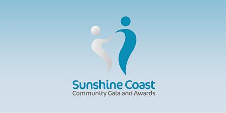Sunshine Coast Community & Gala Awards tickets