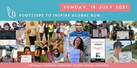 Footsteps To Inspire Global Run tickets