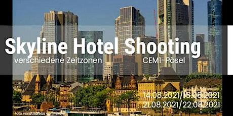 Skyline Frankfurt 21.08.2021,   15:00 - 17:00 Uhr Tickets