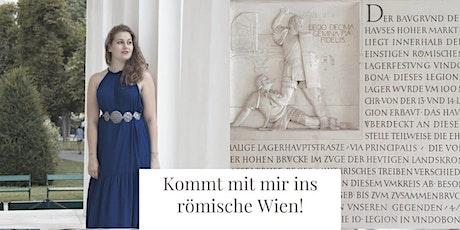Auf Herkules Spuren in Wien: antike Stadtführung und Papyrusmuseum Tickets