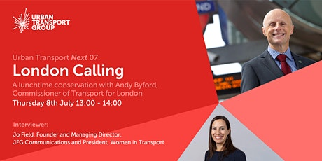 Urban Transport Next 07: London Calling tickets