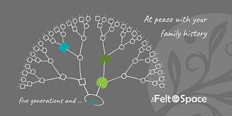 At peace with your family history - Family Constellations with Julia Kirby tickets