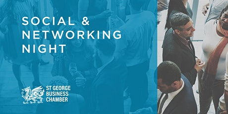 Social & Networking Event - with Thomas Veber tickets