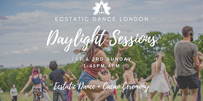 DAYLIGHT+SESSIONS+with+Ecstatic+Dance+London+