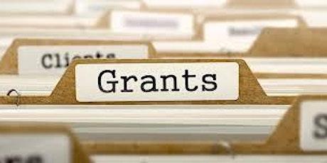 Free Grants Writing Workshop tickets