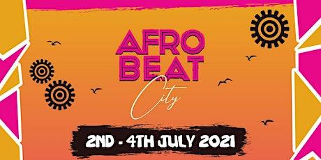 Afrobeat City 2021 bilhetes