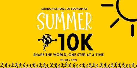 LSE Summer10K tickets
